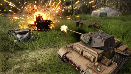 World of Tanks: Mercenaries im Test - Der große Patch 4.5 im Check