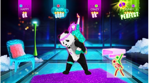 Just Dance 2014 - Screenshots von der Gamescom 2013