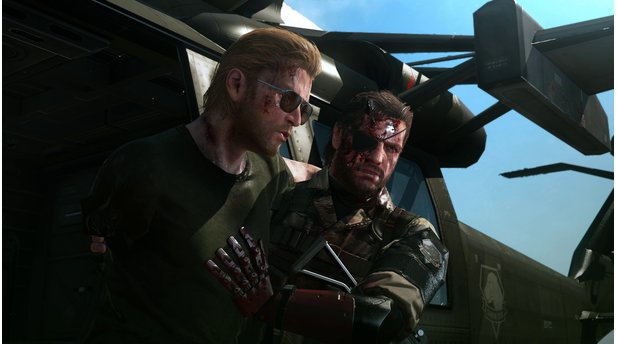 Metal Gear Solid 5 – 4K-Screenshots der PC-Version