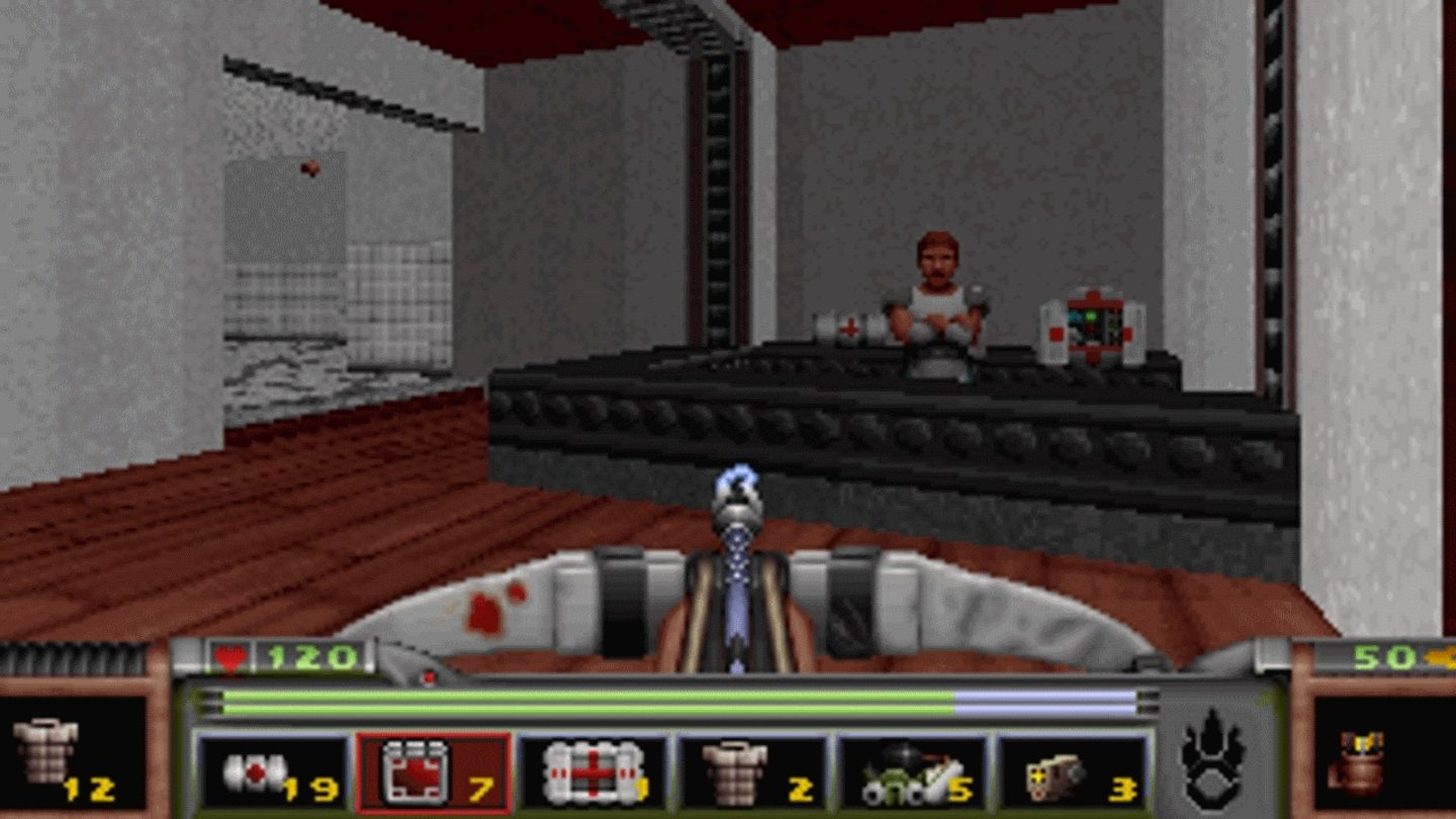 1996: StrifeId Tech 1 (Doom Engine)