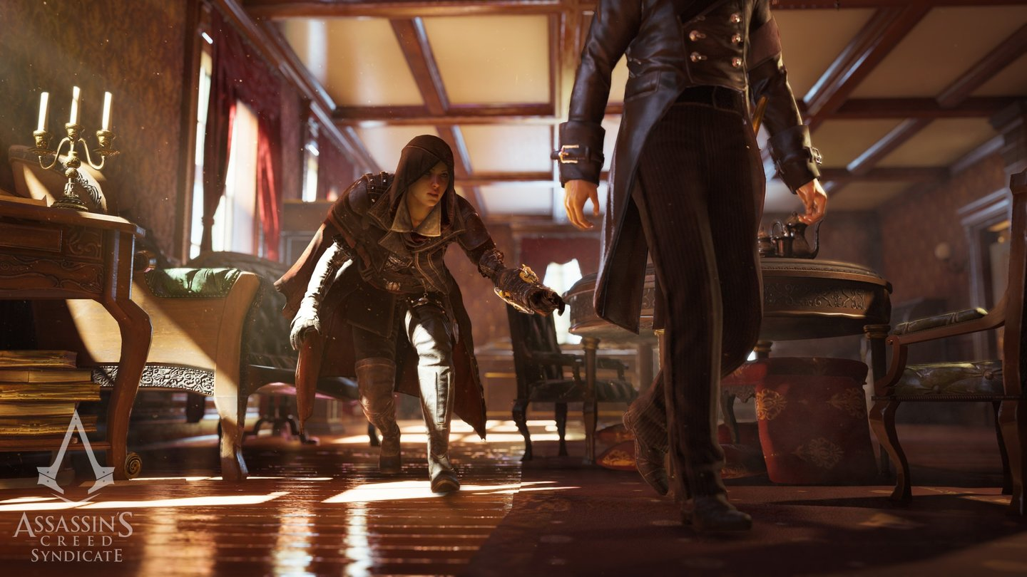 Assassin's Creed SyndicateNeuer Screenshot