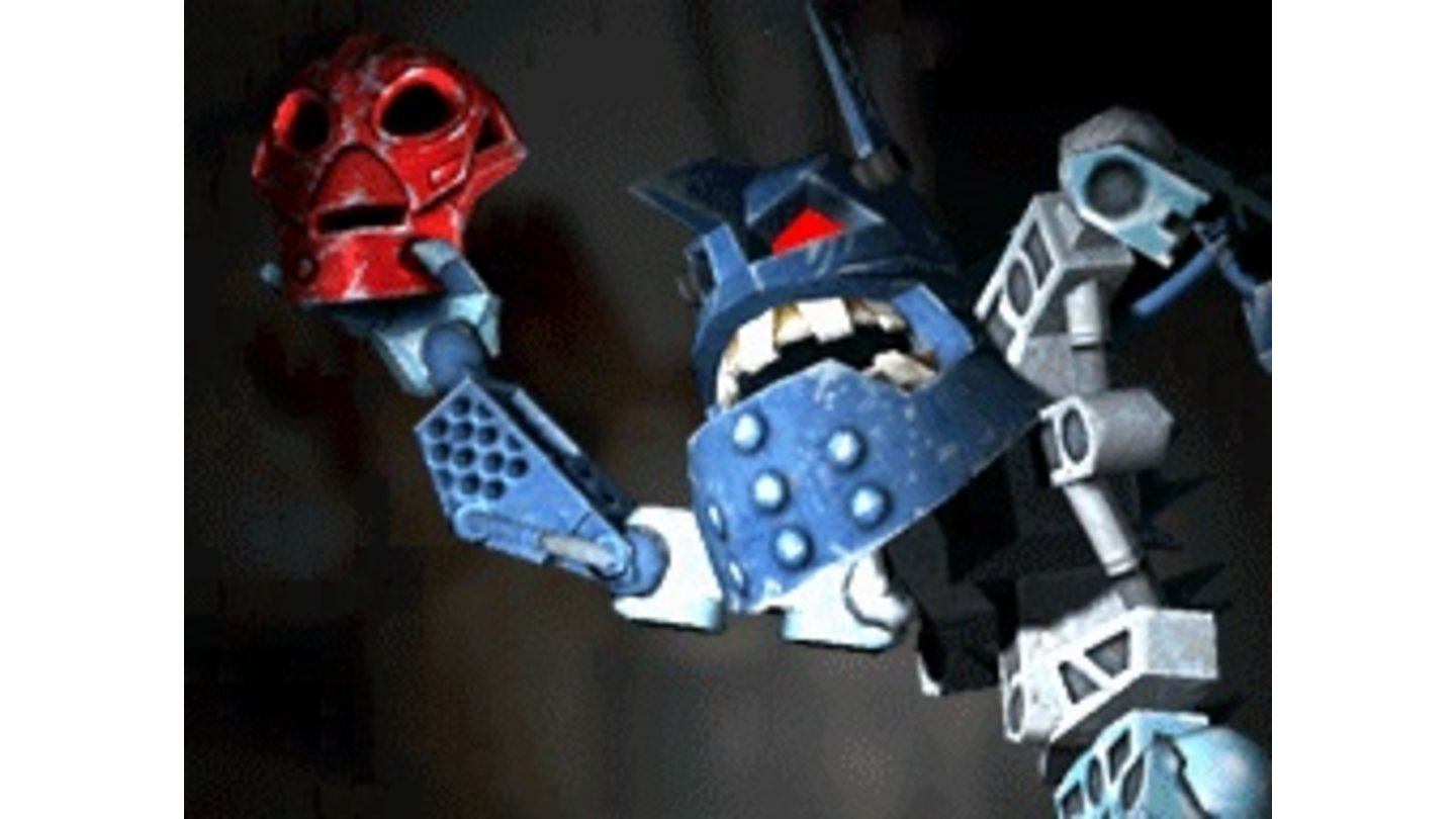 Bionicle Heroes DS 2