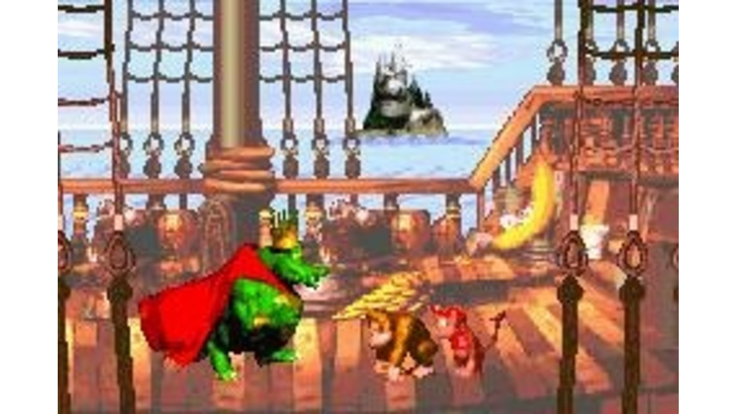 King K.Rool wants revenge after many years of your first defeat... Do not leave this happen!
