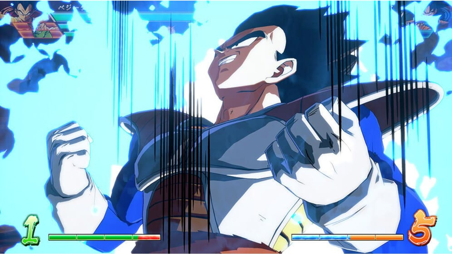 Dragon Ball FighterZ - DLC Vegeta