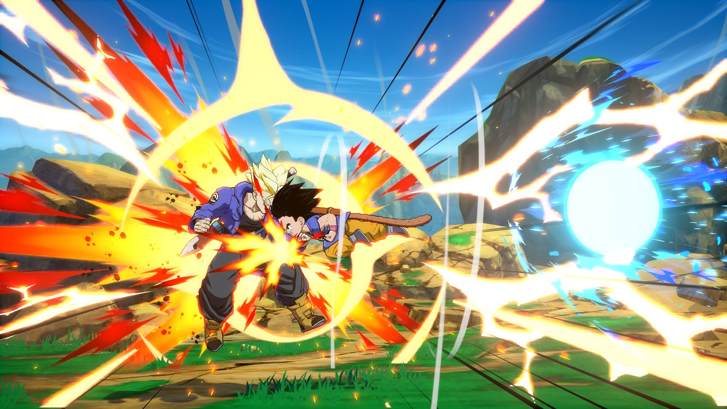 Dragon Ball FighterZ - GT Goku