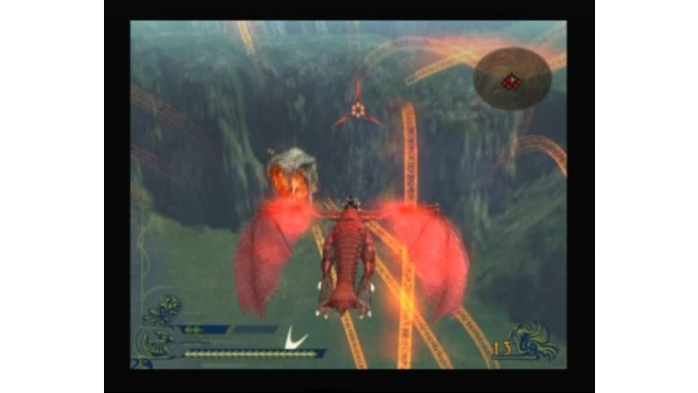 Your dragon also has mana which fills as you defeat enemy targets, and then lets you fireburst in a huge shockwave