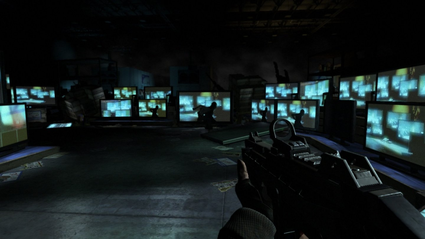 F.E.A.R. 3Screenshots aus der Xbox 360-Version