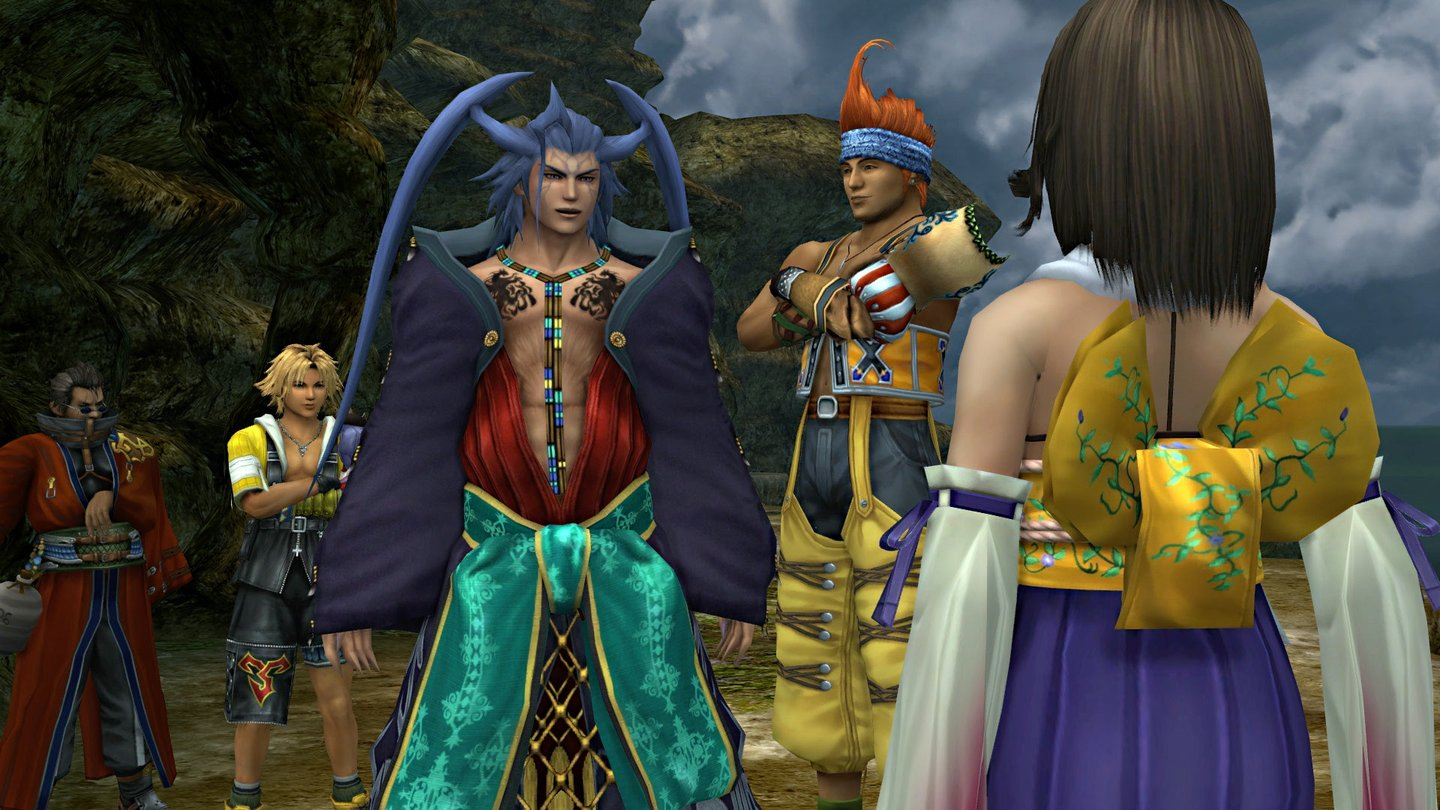 Final Fantasy X /X2 HD Remaster