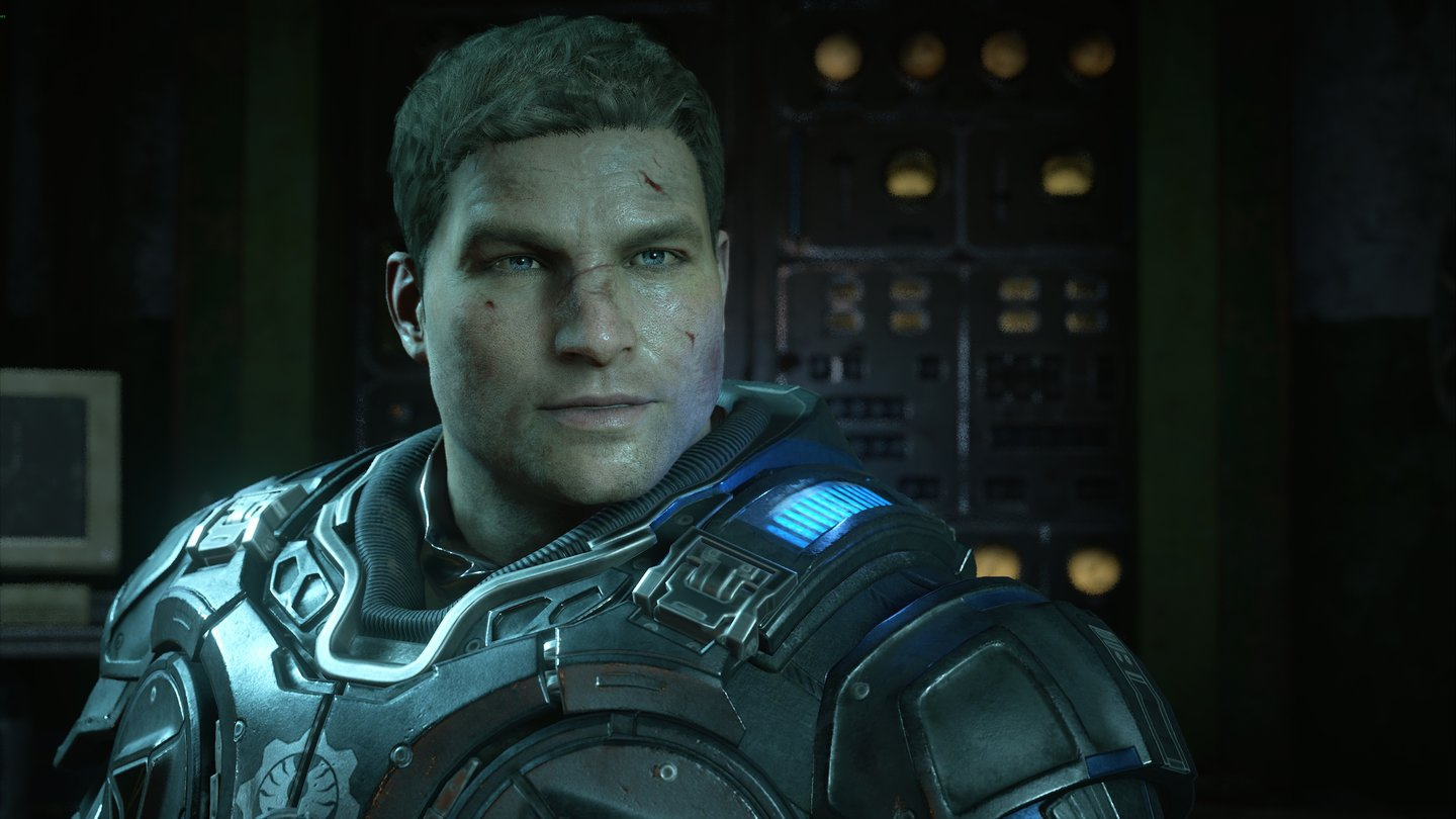 Gears of War 4 - Screenshots von der E3 2016