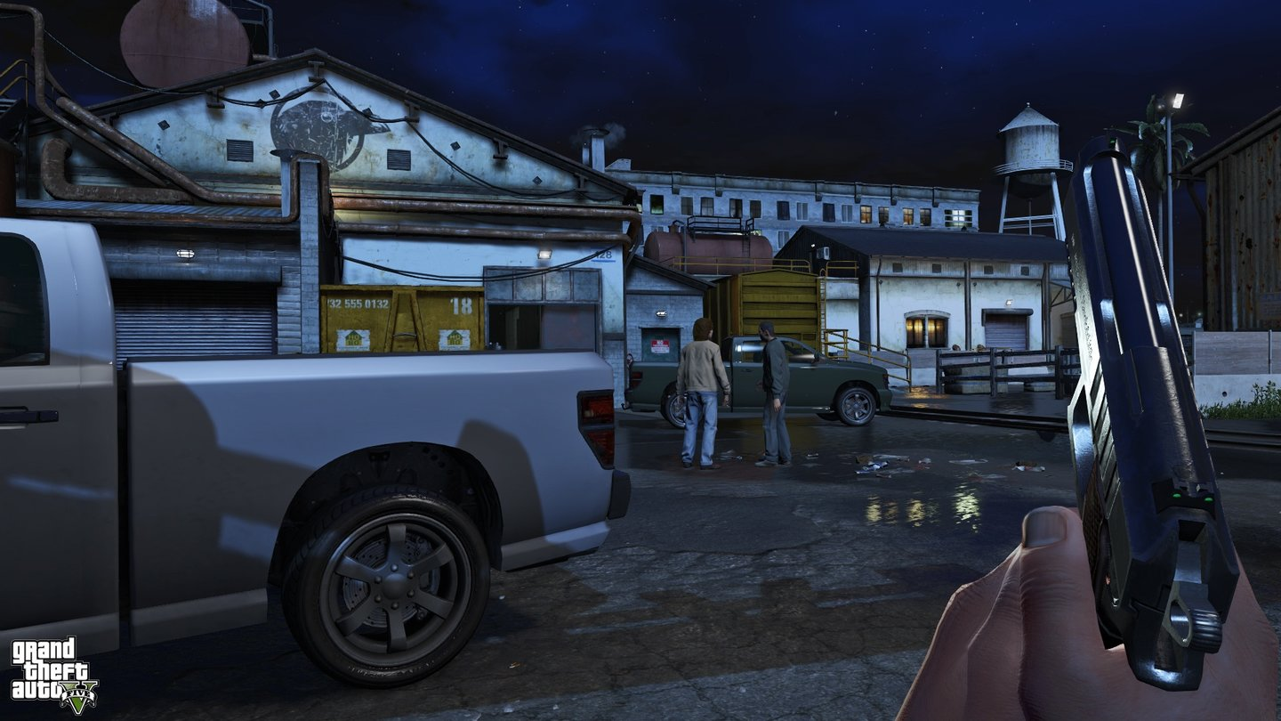 Grand Theft Auto 5 - Screenshots
