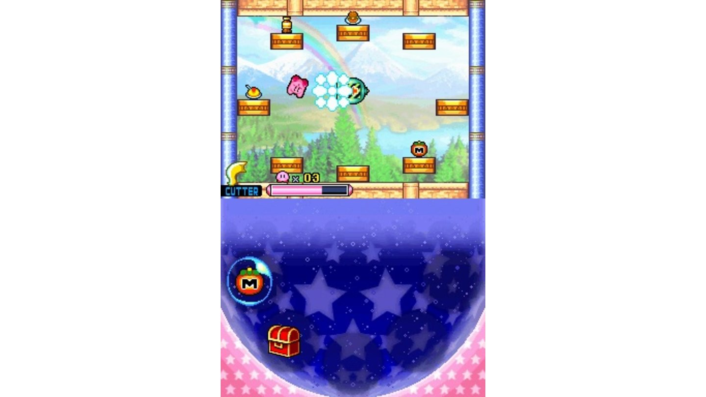 Kirby Mouse Attack DS 5