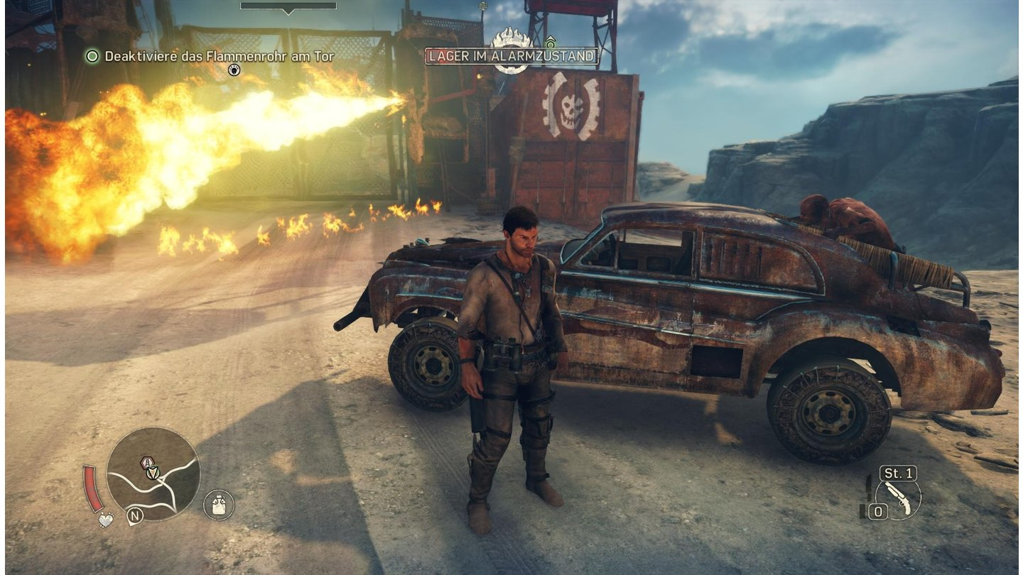 Mad Max - Technik-Check - Normal