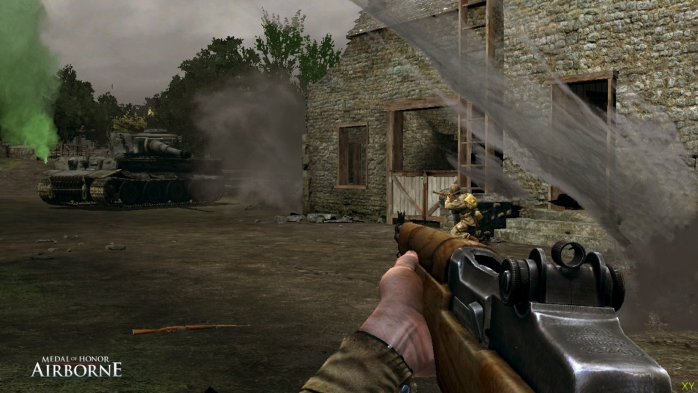 Medal of Honor Airborne 8