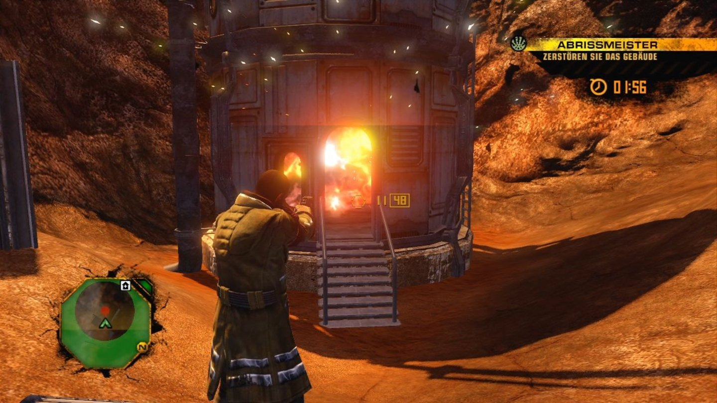 Red Faction: Guerrilla - Bilder aus der Preview-Version