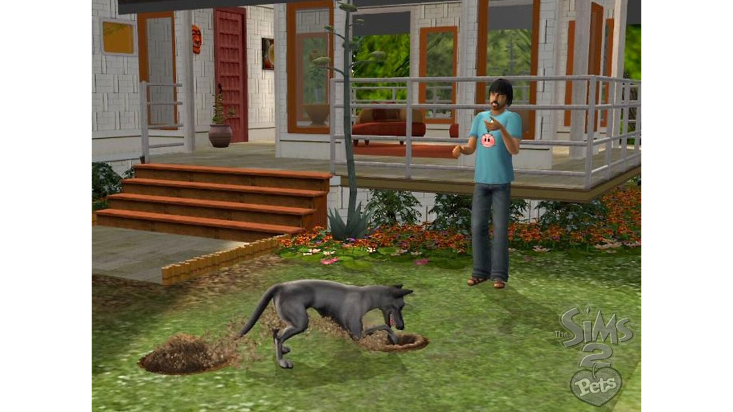Sims 2 Haustiere 16