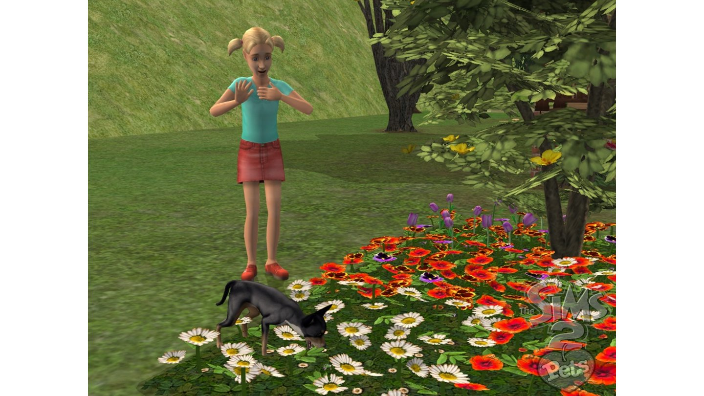 Sims2 Haustiere 2