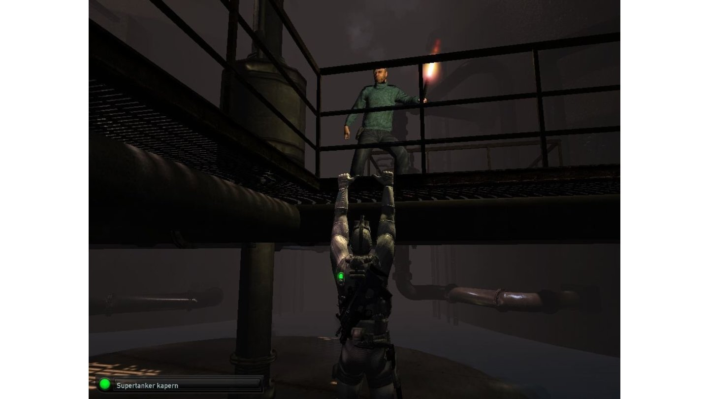Splinter Cell Double Agent 1
