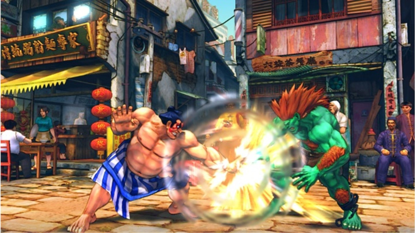 Street Fighter IV 16
