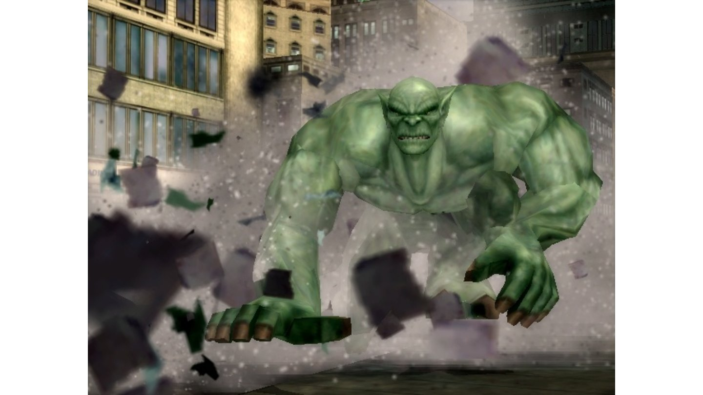 The Incredible Hulk Ultimate Destruction 7