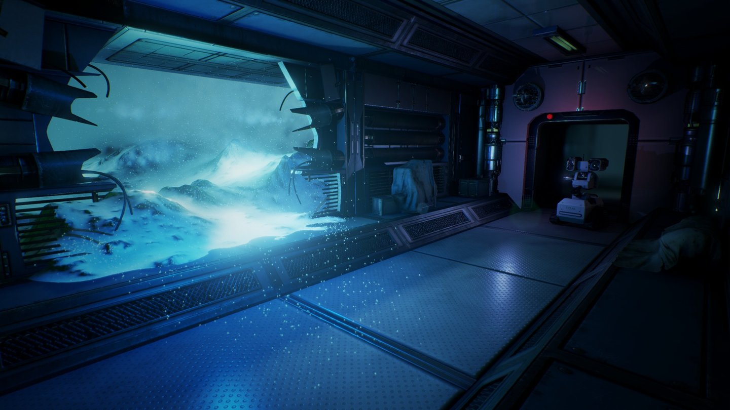 The Turing Test - Screenshots
