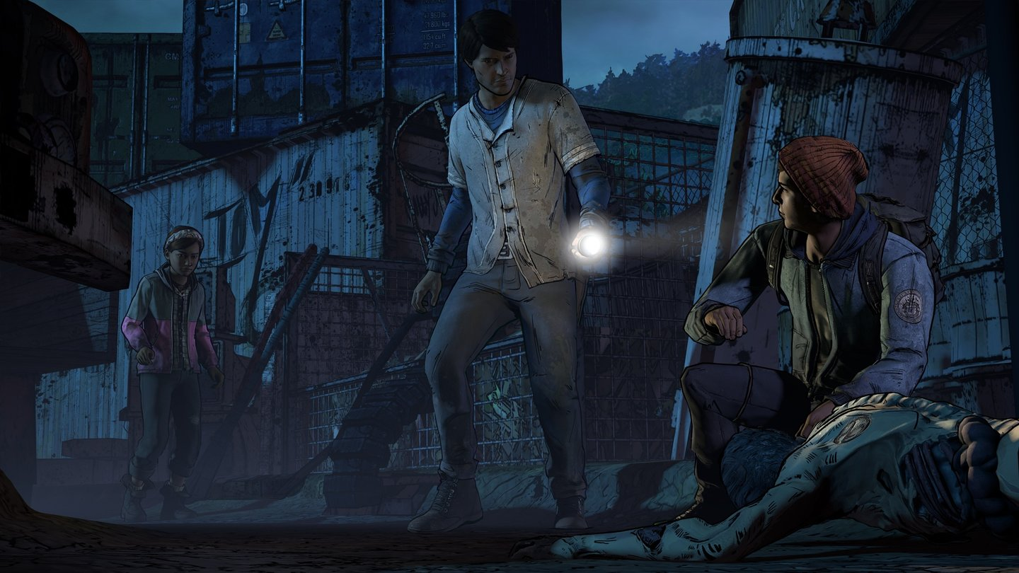 The Walking Dead: Season 3 - Screenshots