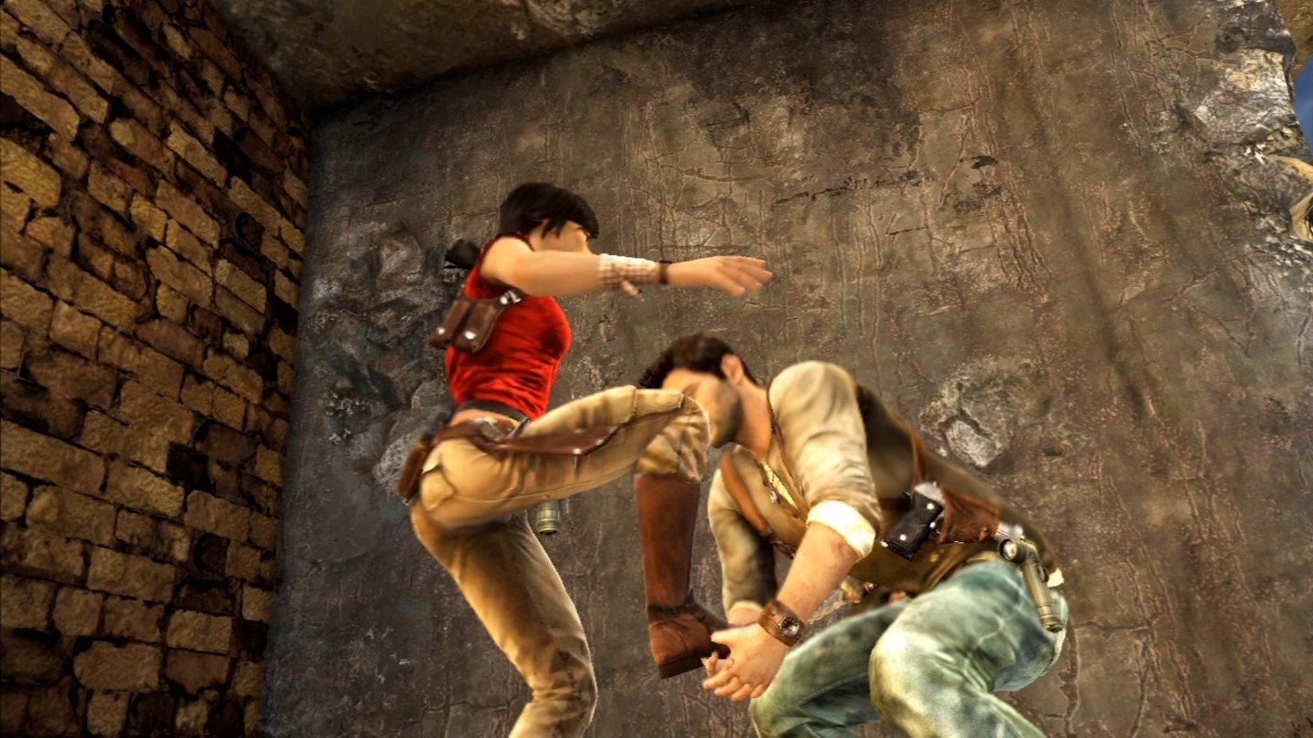 Uncharted 2: Among Thieves [PS3]