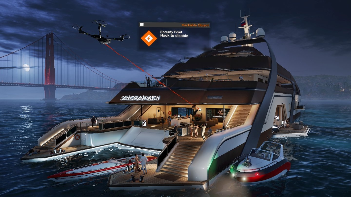 Watch Dogs 2 - Screenshots zum Story-DLC »Human Conditions«