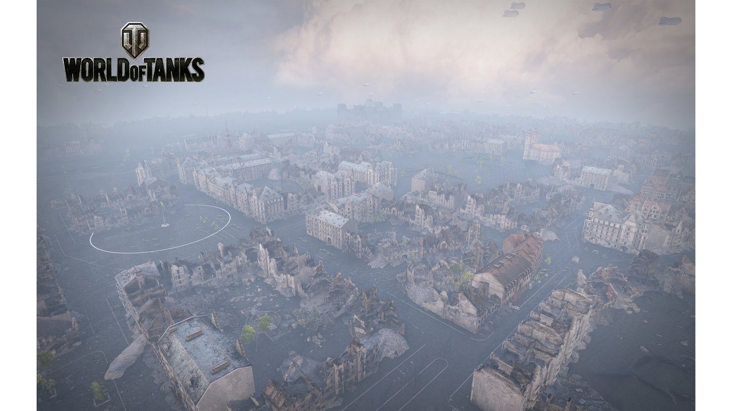 World of Tanks - Screenshots zum Update 9.12