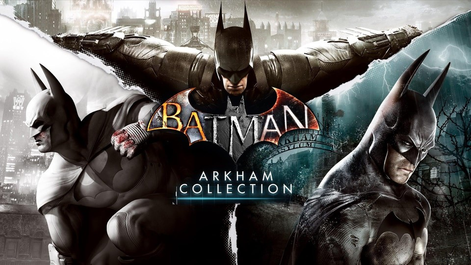 Die Batman: Arkham Collection kommt!