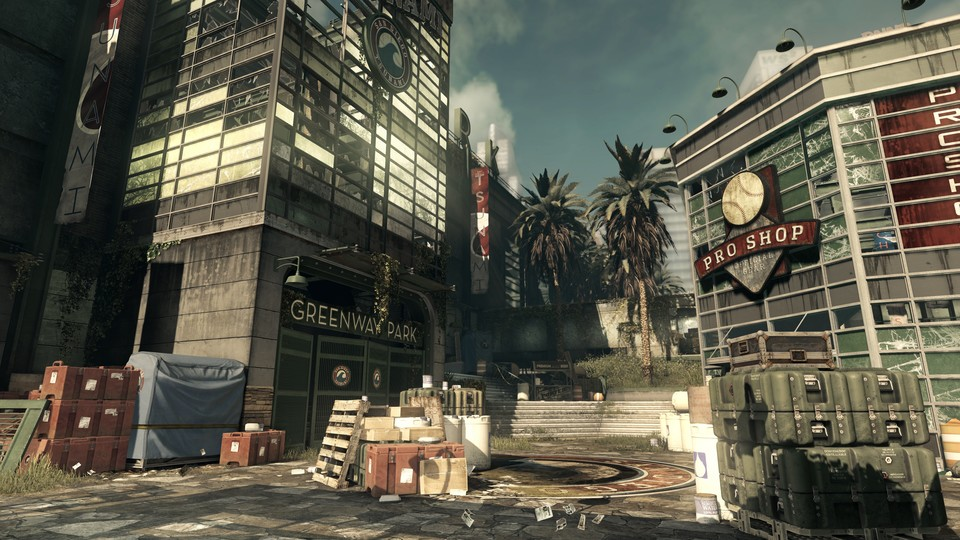 Call of Duty: Ghosts - Screenshots von der Gamescom 2013