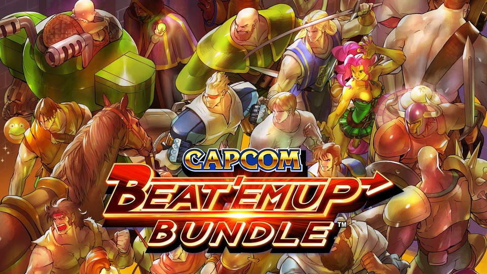 Capcom Beatem Up Bundle für PS4, Xbox One & Switch im Test.
