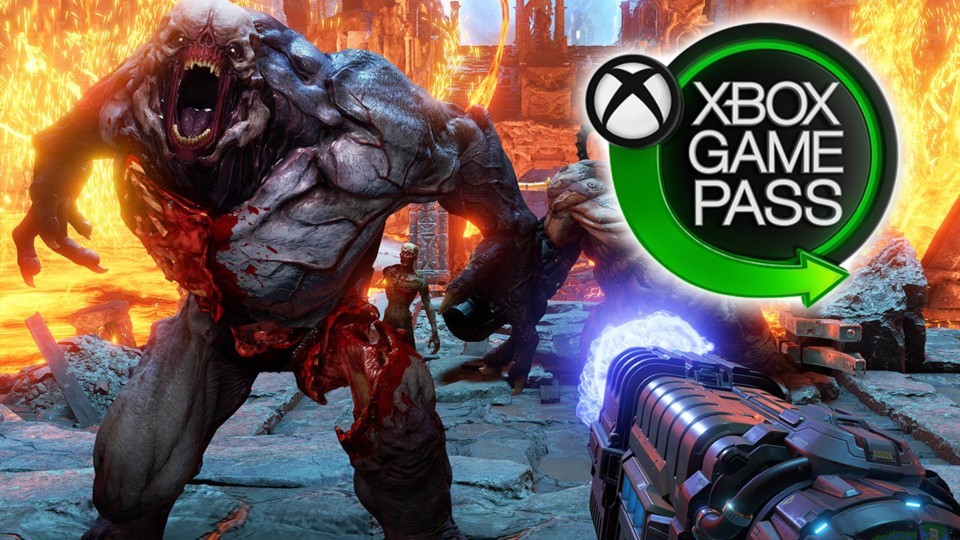 Doom Eternal kommt in den Xbox Game Pass.