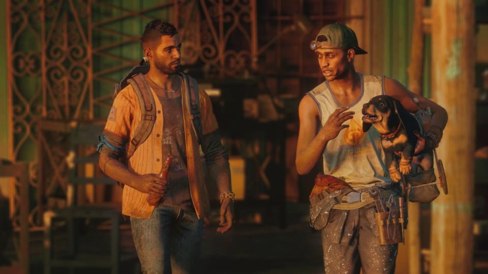 Far Cry 6 bietet kostenlose Upgrades für PS5 und Xbox Series X.