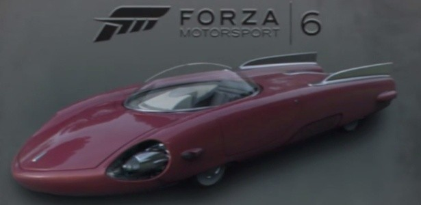 Forza Motorsport 6 - Chryslus Rocket 69