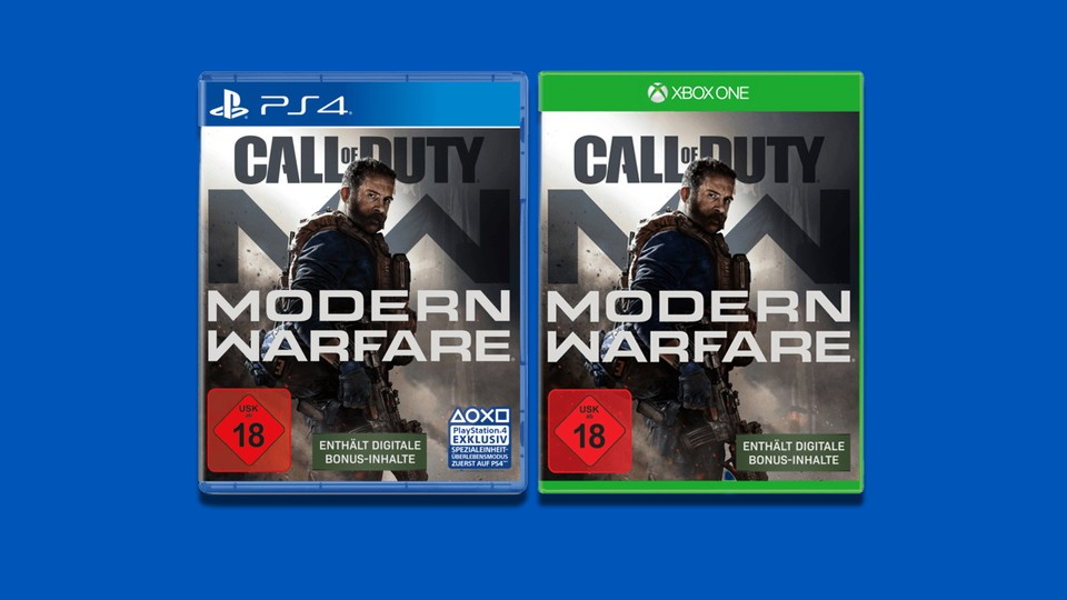 CoD Modern Warfare bei Saturn