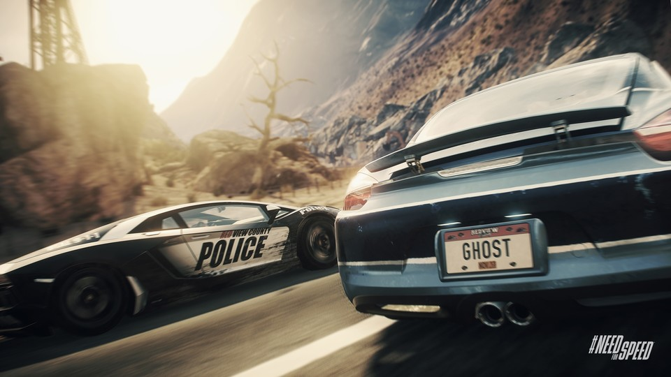Need for Speed Rivals wird mit 30 Frames pro Sekunde laufen.