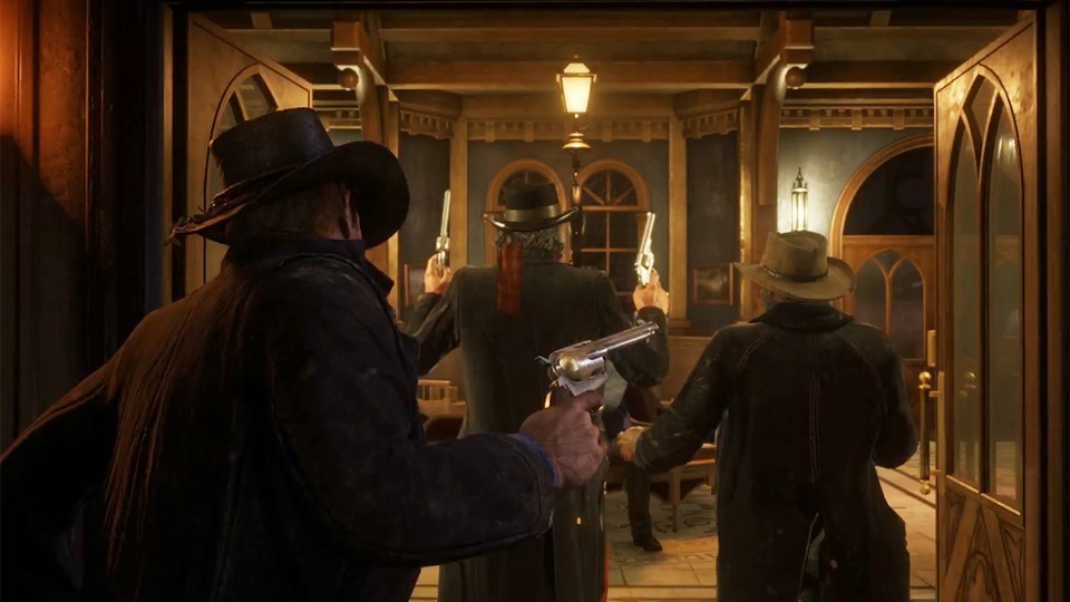 Red Dead Redemption 2 macht Kasse.