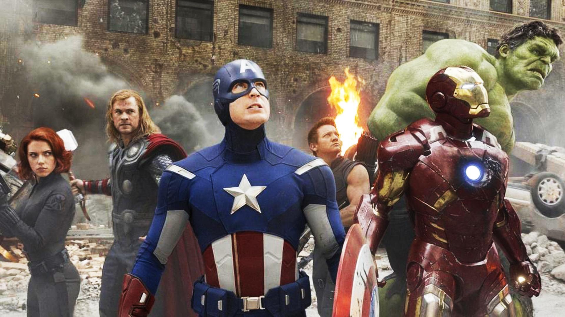 Avengers - Eingestelltest Spiel zum Film sah aus wie Left 4 Dead