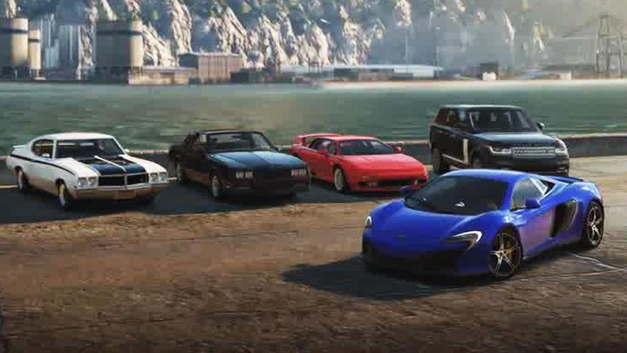 Forza Horizon 2 - »NAPA Chassis Car Pack« im Trailer