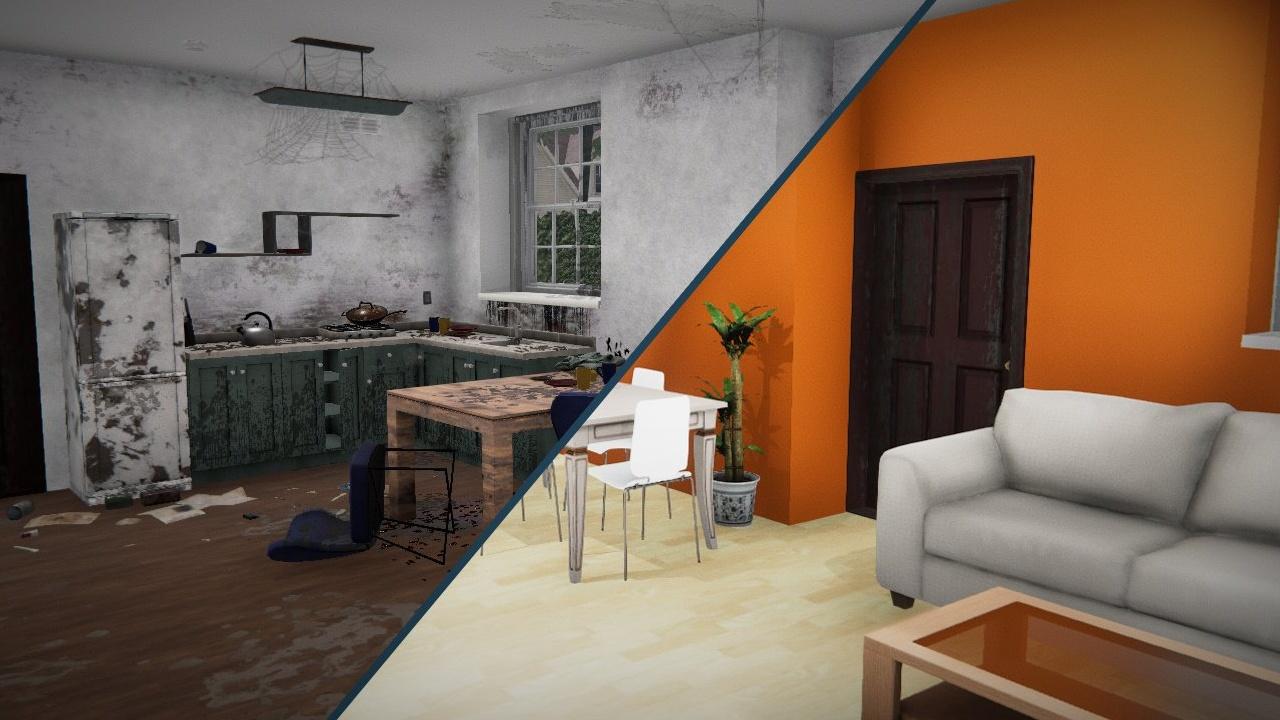 PS4 & Xbox One bekommen neuen absurden Simulator: Das ist House Flipper
