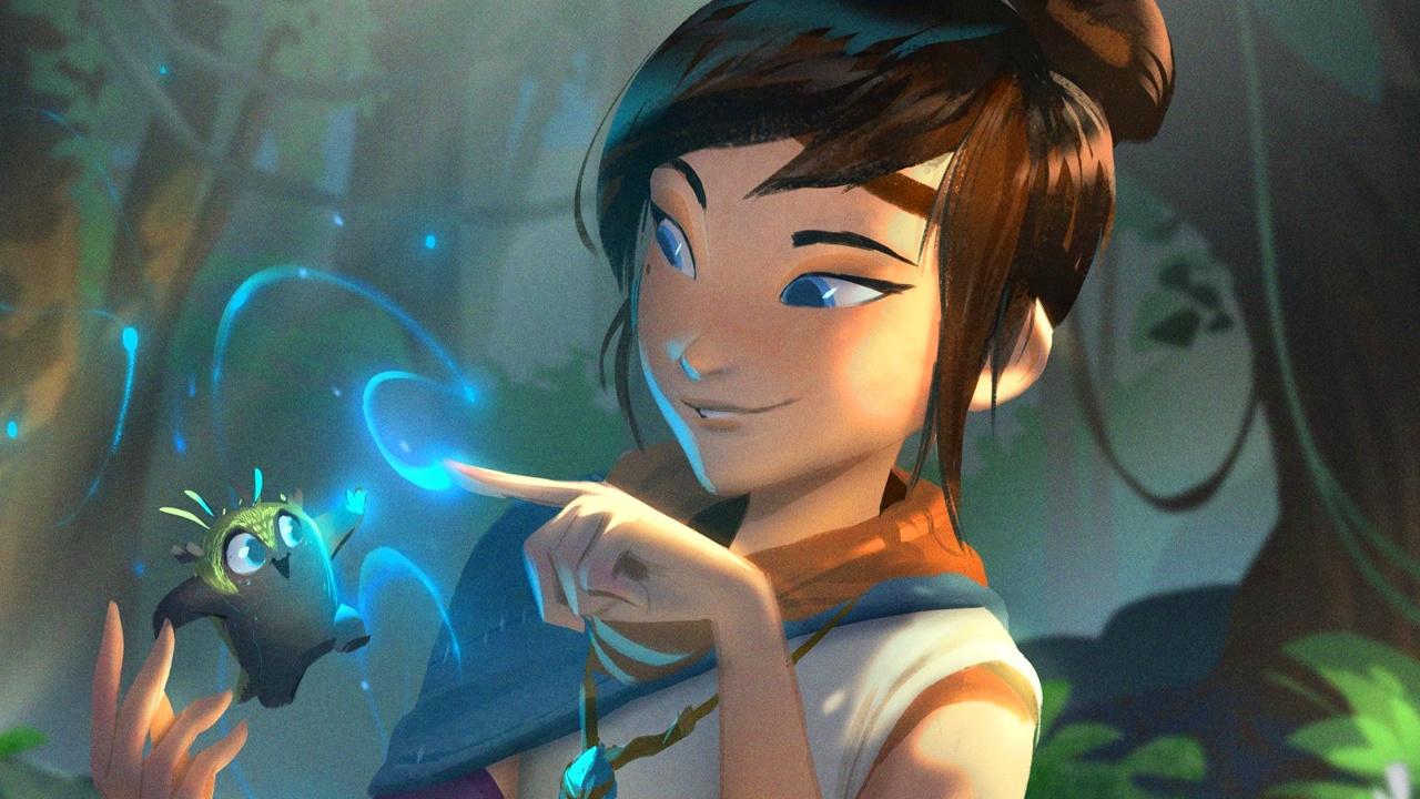 Kena: Bridge of Spirits für PS5 & PS4 zeigt eine umwerfende Welt