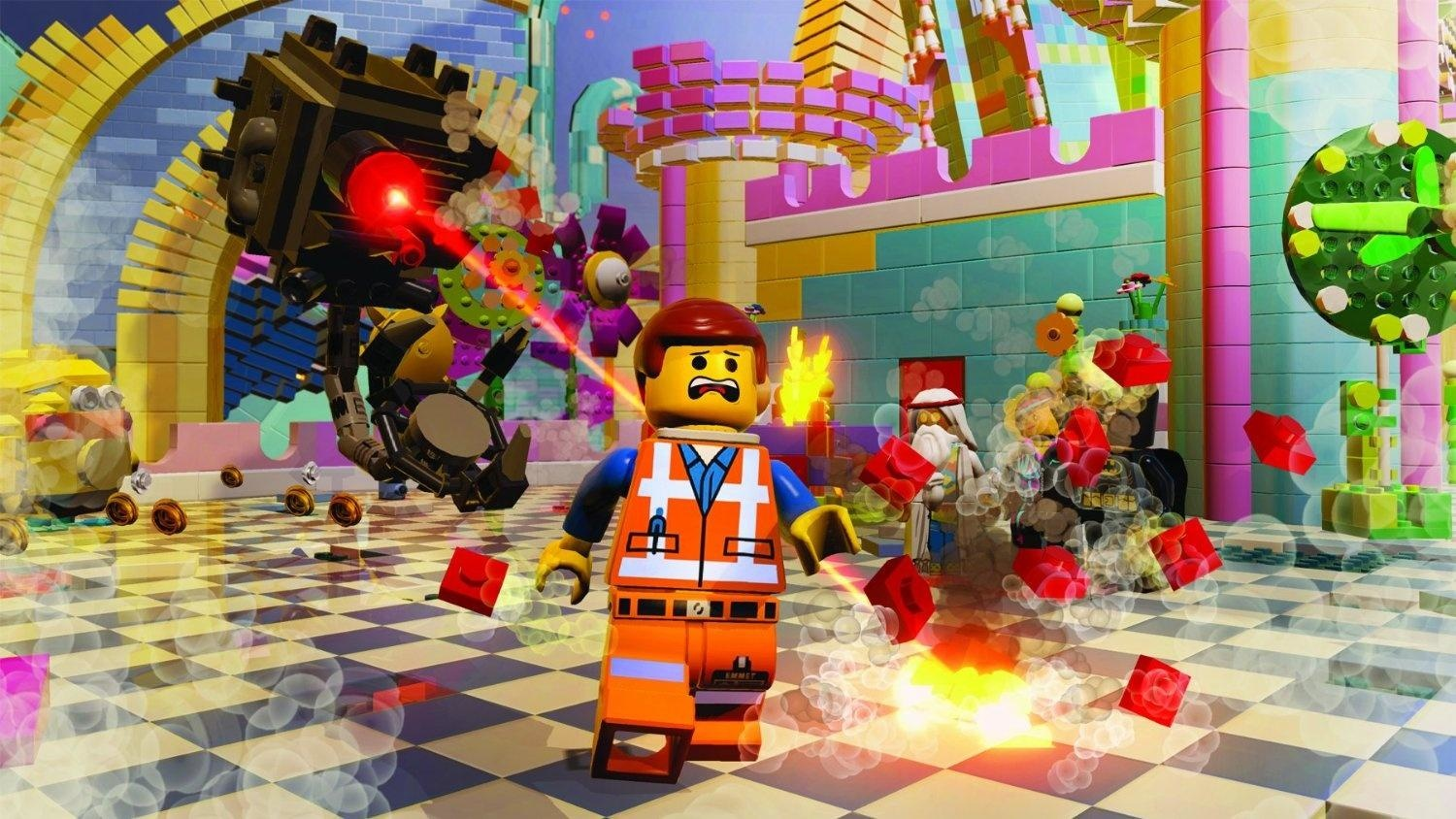 The LEGO Movie Videogame im Test - Das 08/15-Legospiel
