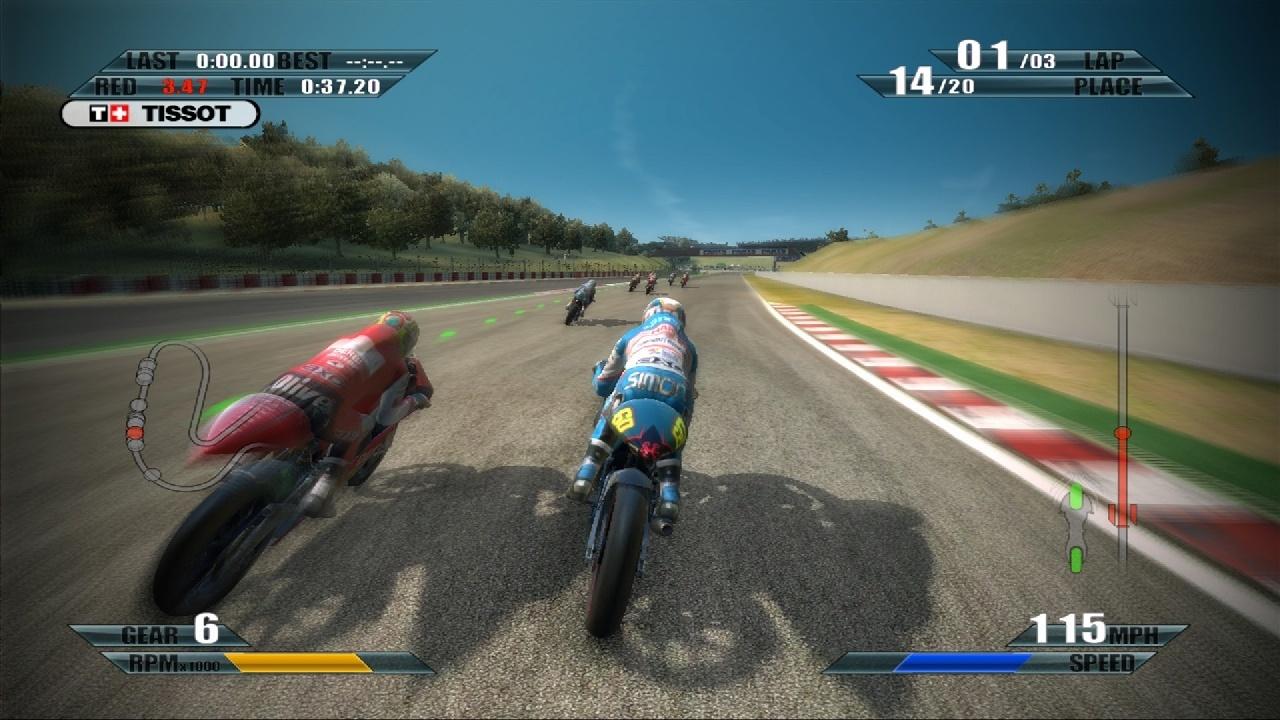 MotoGP 09/10 - DLC - Kostenlose Strecke zum Download - GamePro