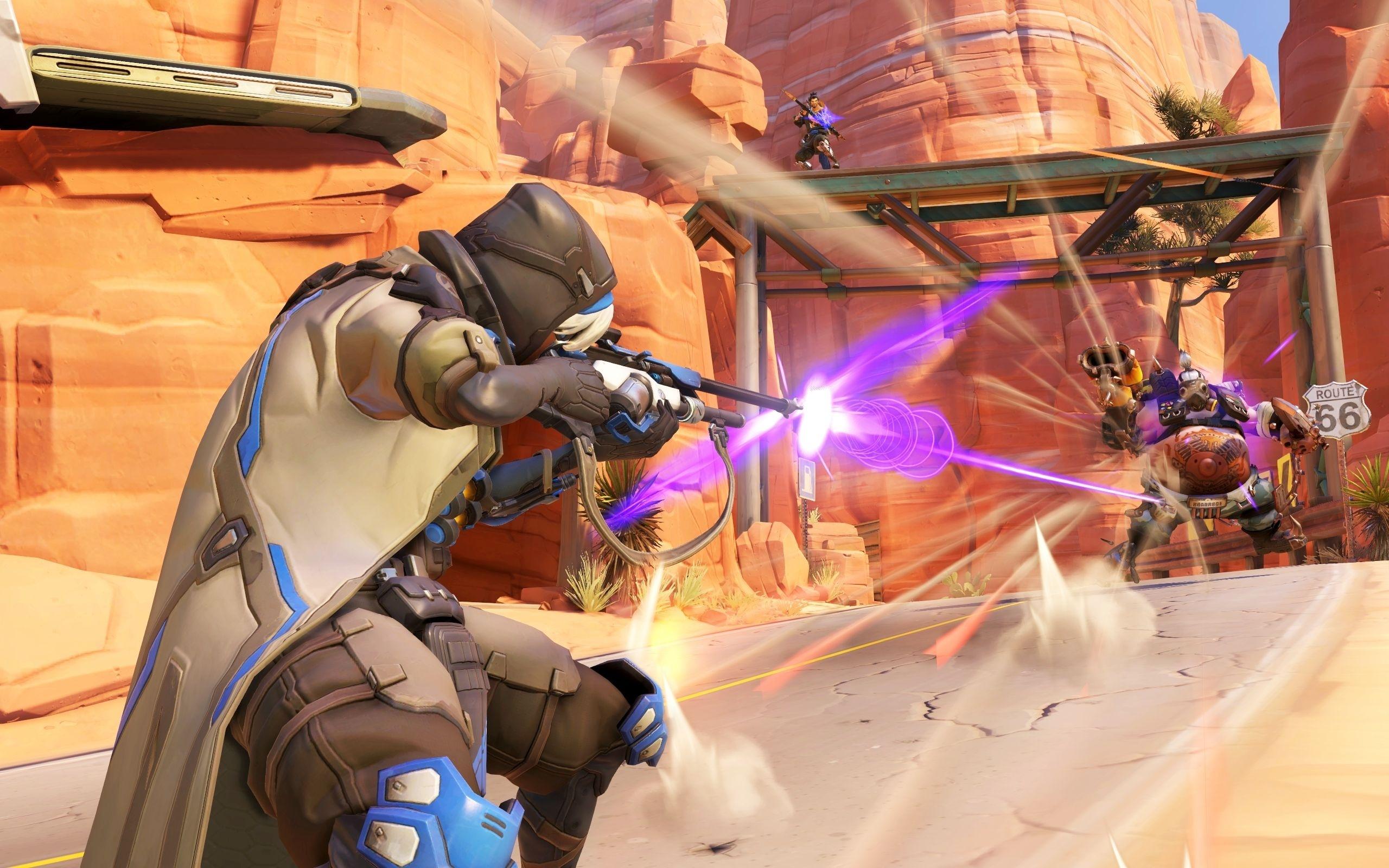 Overwatch - Game Director rät Spielern mit schwachem Internet vom Ranked-Modus ab