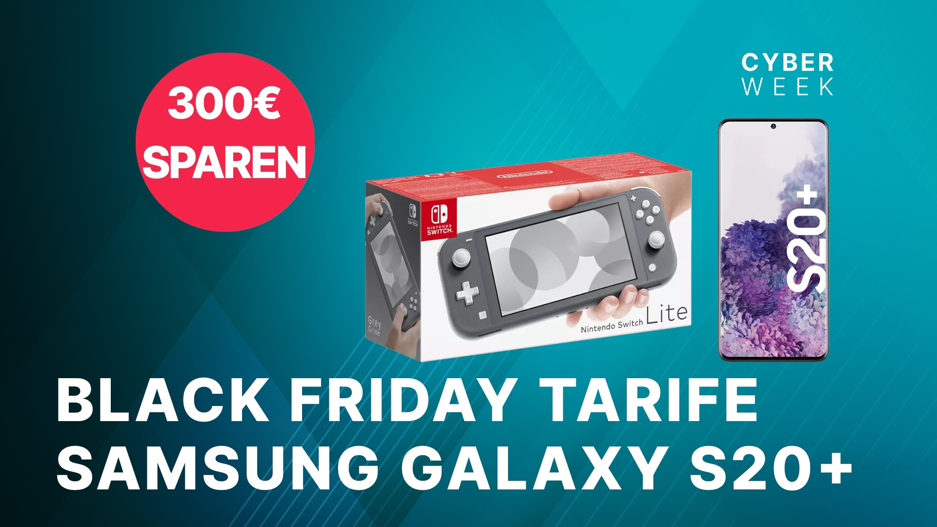 Saturn Black Friday Tarife Samsung Galaxy S20 Plus Mit Switch Lite