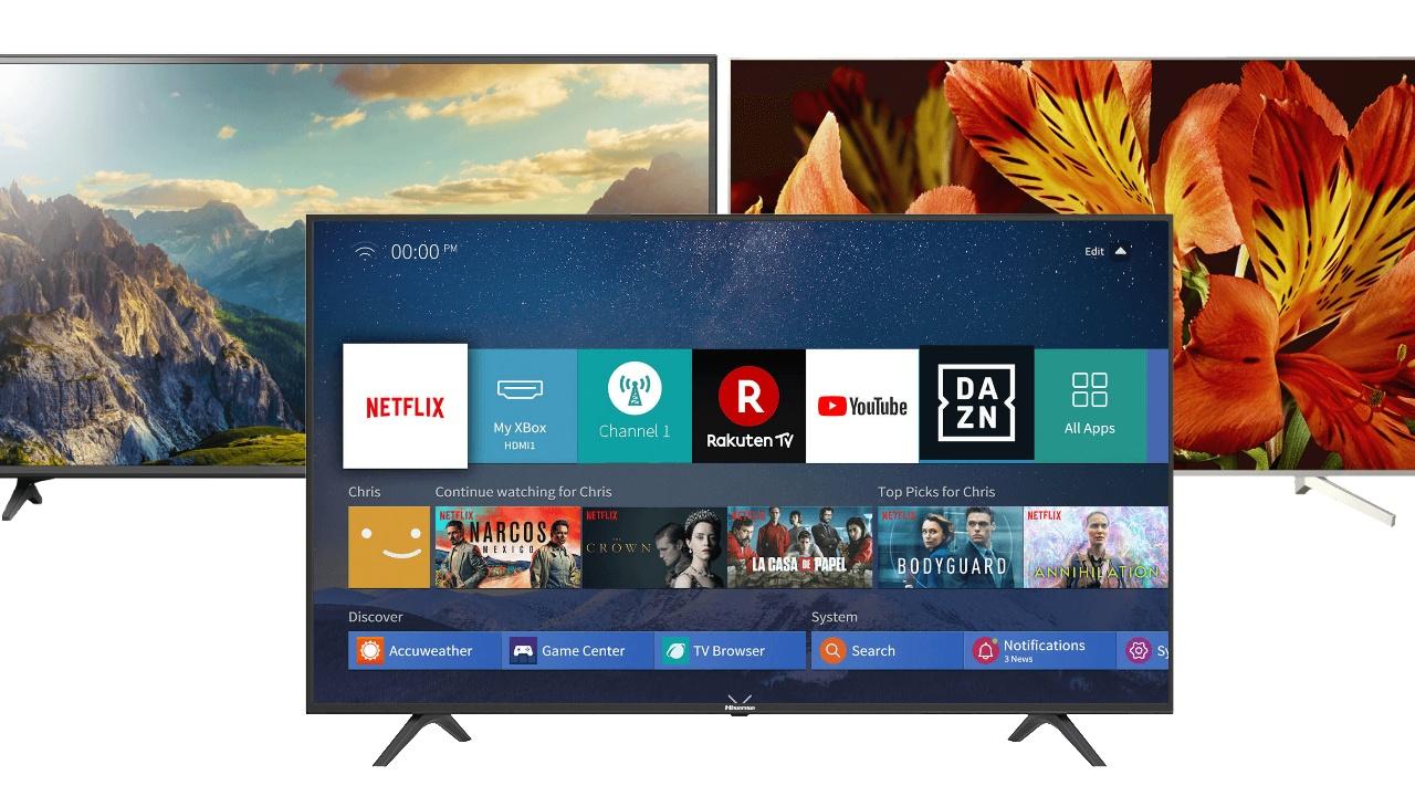Saturn TV-Deals - 4K-Fernseher mit 43 Zoll für 259€ und mehr